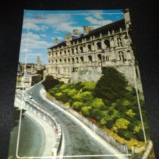 Postales: POSTAL BLOIS (FRANCIA) CIRCULADA. Lote 23221855