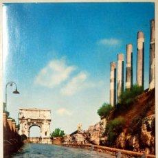 Postales: ITALIA. ROMA. ARCO DI TITO E VIA SACRA.. Lote 24213940