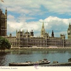 Postales: LONDON - THE HOUSES OF PARLIAMENT. Lote 24342275