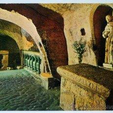 Postales: POSTAL GIRONDE SANT EMILION L ERMITAGE VILLES AÑOS 70 SIN CIRCULAR. Lote 24591089