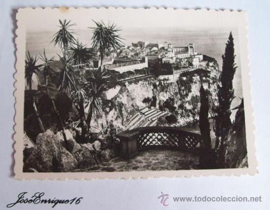 Postales: MONACO. 15 PEQUEÑAS POSTALES. - 15 SMALL POST - 15 petit poste, AÑOS 50 - MONTE CARLO - Foto 5 - 26377782