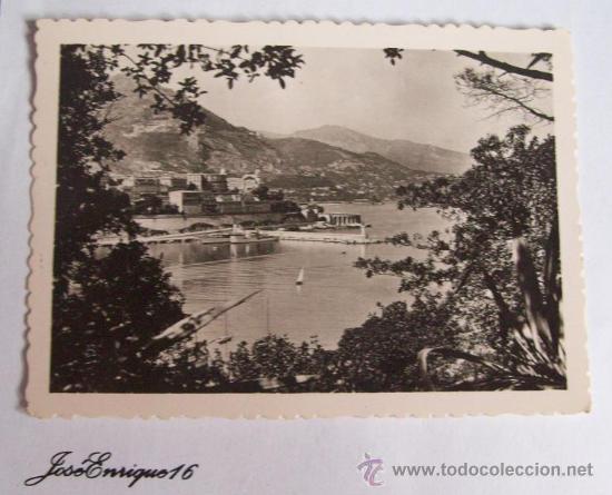Postales: MONACO. 15 PEQUEÑAS POSTALES. - 15 SMALL POST - 15 petit poste, AÑOS 50 - MONTE CARLO - Foto 7 - 26377782