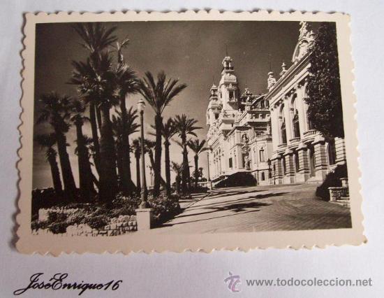 Postales: MONACO. 15 PEQUEÑAS POSTALES. - 15 SMALL POST - 15 petit poste, AÑOS 50 - MONTE CARLO - Foto 14 - 26377782