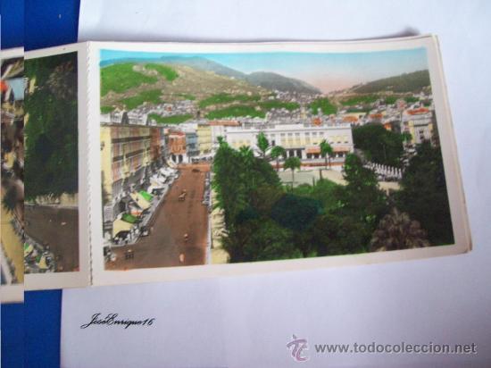 Postales: NICE 10 CARTES 9 x 14.- ET 10 VUES 6 x 9 détachables. - BLOC CHÉQUES - Foto 7 - 26377786