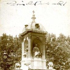 Postales: PARIS. FONTAINE SAINT SULPICE. Lote 27371205
