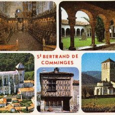 Postales: SAINT BERTRAND DE COMMINGES SIN CIRCULAR. Lote 25132357