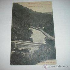 Postales: PIRINEOS (LE PONT DU ROY) SIN CIRCULAR. Lote 26716531