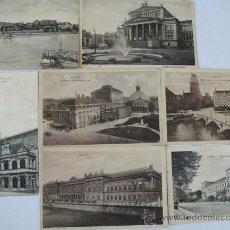 Postales: 7 ANTIQUÍSIMAS POSTALES DE ALEMANIA - 1908/1925 - EXCELENTE ESTADO - SIN CIRCULAR -. Lote 26903520