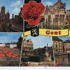 Postales: GENT (BELGICA) .. Lote 25510591
