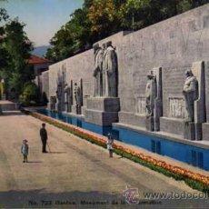 Postales: ANTIGUA POSTAL - GENÈVE - Nº 723 MONUMENT DE LA RÉFORMATION. Lote 25854747