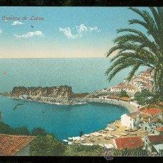 Postales: TARJETA POSTAL DE PORTUGAL. MADEIRA. CAMARA DE LOBOS.. Lote 26083498