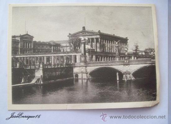 BERLIN NATIONALGALERIE (Postales - Postales Extranjero - Europa)