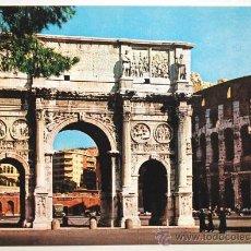 Postales: ITALIA. ROMA. ARCO DI COSTANTINO.. Lote 26436390