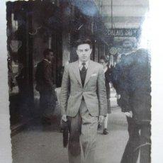 Postales: BONNE ANNÉE 1949 CASABLANCA. Lote 26506959