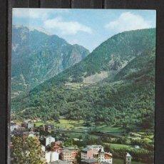 Postales: Nº 1 - HOTEL CONSUL. ANDORRA LA VELLA. Lote 26617170
