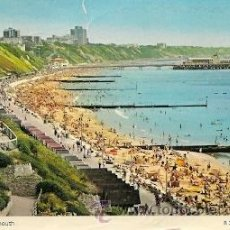 Postales: PIERHEADS, BOURNEMOUTH. Lote 26684774