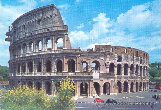 LOTE 11 POSTALES DE ROMA AÑO 70 SIN CIRCULAR (VER FOTOGRAFIAS ADICIONALES) (Postales - Postales Extranjero - Europa)