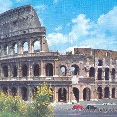 Postales: LOTE 11 POSTALES DE ROMA AÑO 70 SIN CIRCULAR (VER FOTOGRAFIAS ADICIONALES). Lote 26686035
