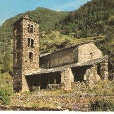 Postales: POSTAL DE ANDORRA - CANILLO , CIRCULADA CON SELLO. Lote 26686360