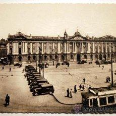 Postales: FRANCIA. TOULOUSE. FACADE DU CAPITOLE. HÔTEL DE VILLE 1750.. Lote 27164442