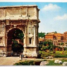 Postales: ITALIA. ROMA. ARCO DI TITO.. Lote 27403465