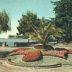 Postales: OUCHY- LAUSANNE. Lote 27822900