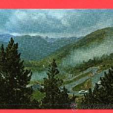 Postales: POSTAL DE VALLS DE ANDORRA PUJADA AL PORT ENVALIRA Nº 2946 EDITADO ESCUDO DE ORO S. A. SIN CIRCULAR . Lote 27871888
