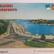 Postales: HELSINKI KAIVOPUISTO, HELSINGFORS SUOMI FINLAND. N° 2583. Lote 27885511