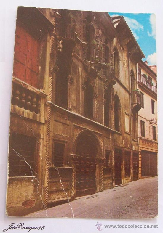 VICENZA, CASA PIGAFETTA, MAISON, HOUSE  VIC 52/114 EDITORE GALLA