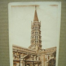 Postales: TOULOUSE SIN CIRCULAR. Lote 28019731