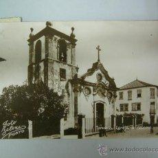 Postales: ANTIGUA POSTAL DE PORTUGAL - TONDELA - IGREJA DO CARMO - CIRCULA 1963. Lote 28344281