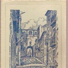 Cartoline: BILHETE POSTAL ILUSTRADO ARCO DE S SEBASTIAO SETUBAL PORTUGAL. Lote 28253131