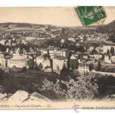 Postales: LOURDES. - VUE PRISE DU CALVAIRE. Lote 28318868