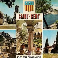 Postales: SAINT REMY DE PROVENCE (B. DU RH. - FRANCIA). Lote 28383287