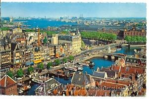 7-HOL15. POSTAL AMSTERDAM (Postales - Postales Extranjero - Europa)