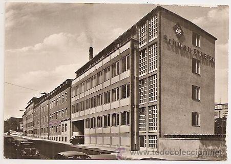 ALEMANIA, BAVIERA: POSTAL DE LA FACTORÍA DE SCHWAN-STABILO (BOLÍGRAFOS) (Postales - Postales Extranjero - Europa)