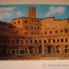 Postales: ROMA FORO DE TRAJANO SIN CIRCULAR. Lote 28628529