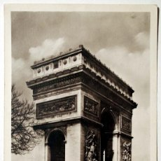 Postales: FRANCIA. PARIS EN FLANANT. L´ARC DE TRIOMPHE. YVON.. Lote 28936744