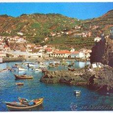 Postales: PORTUGAL MADEIRA. CAMARA DE LOBOS. ALDEIA PISCATÓRIA.. Lote 29004314