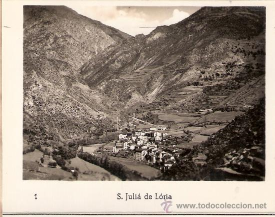 Postales: ANDORRA - BLOCK COMPLETO 15 VISTAS -TAMAÑO 8X10 CM. - V. CLAVEROL - VER FOTOS ADICIONALES - (B-95) - Foto 2 - 29137222