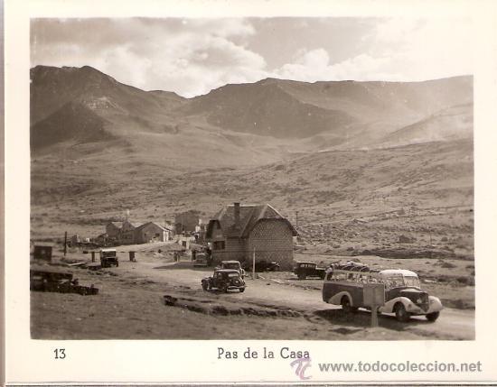 Postales: ANDORRA - BLOCK COMPLETO 15 VISTAS -TAMAÑO 8X10 CM. - V. CLAVEROL - VER FOTOS ADICIONALES - (B-95) - Foto 14 - 29137222