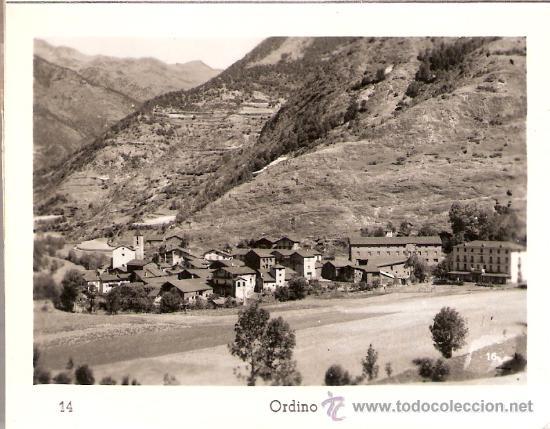 Postales: ANDORRA - BLOCK COMPLETO 15 VISTAS -TAMAÑO 8X10 CM. - V. CLAVEROL - VER FOTOS ADICIONALES - (B-95) - Foto 15 - 29137222