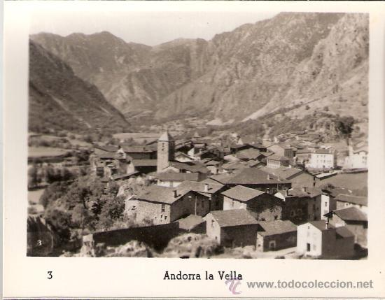 Postales: ANDORRA - BLOCK COMPLETO 15 VISTAS -TAMAÑO 8X10 CM. - V. CLAVEROL - VER FOTOS ADICIONALES - (B-95) - Foto 4 - 29137222
