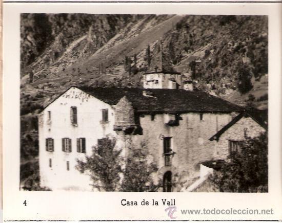 Postales: ANDORRA - BLOCK COMPLETO 15 VISTAS -TAMAÑO 8X10 CM. - V. CLAVEROL - VER FOTOS ADICIONALES - (B-95) - Foto 5 - 29137222
