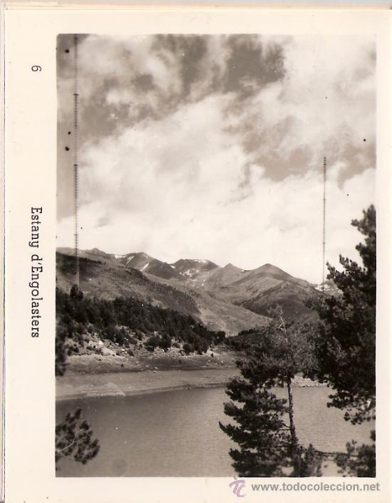 Postales: ANDORRA - BLOCK COMPLETO 15 VISTAS -TAMAÑO 8X10 CM. - V. CLAVEROL - VER FOTOS ADICIONALES - (B-95) - Foto 7 - 29137222