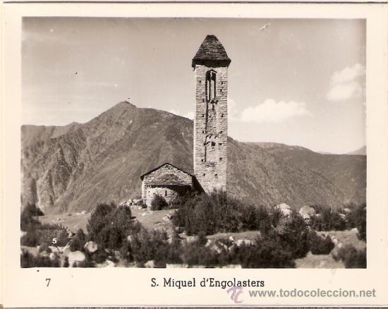 Postales: ANDORRA - BLOCK COMPLETO 15 VISTAS -TAMAÑO 8X10 CM. - V. CLAVEROL - VER FOTOS ADICIONALES - (B-95) - Foto 8 - 29137222