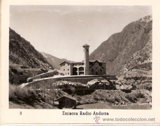 Postales: ANDORRA - BLOCK COMPLETO 15 VISTAS -TAMAÑO 8X10 CM. - V. CLAVEROL - VER FOTOS ADICIONALES - (B-95) - Foto 9 - 29137222