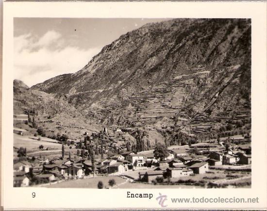 Postales: ANDORRA - BLOCK COMPLETO 15 VISTAS -TAMAÑO 8X10 CM. - V. CLAVEROL - VER FOTOS ADICIONALES - (B-95) - Foto 10 - 29137222