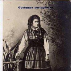 Postales: PORTUGAL. COSTUMES PORTUGEZES. SIN CIRCULAR. ACABADO FOTOGRÁFICO. COSTUMBRES PORTUGUESAS.. Lote 29321158
