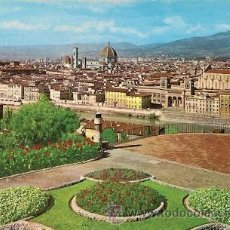 Postales: FIRENZE - PANORAMA. Lote 29348309